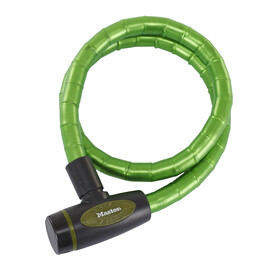 Masterlock 8228 PanzR Bike Lock 18 mm x 1.000 mm green